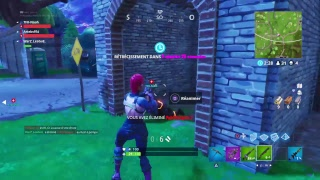 Fortnite PvP // ROQUETTE RIDE - GLITCH DE RETAIL ??