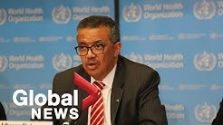 Coronavirus outbreak: WHO director says countries must 'fight, unite and ignite'  | FULL