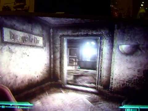 Fallout 3 dart gun location on