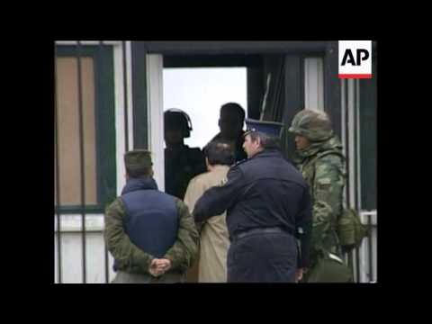 MACEDONIA: US EMBASSY SECURITY LATEST