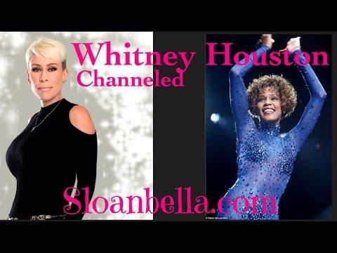 Sloan Channels Whitney Houston