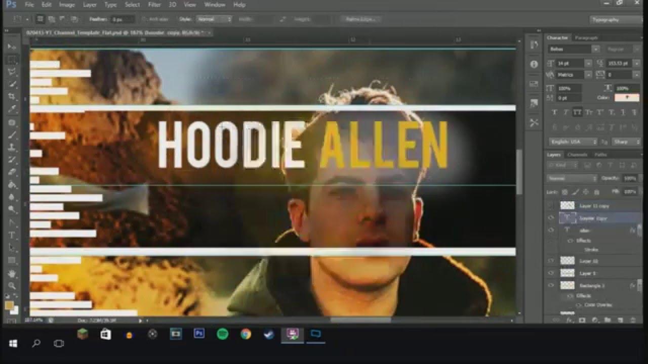 Hoodie allen youtube