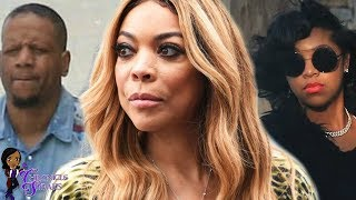 Wendy Williams Wakes Husband And Mistress Up To Divorce Papers | Kevin FINALLY Responds