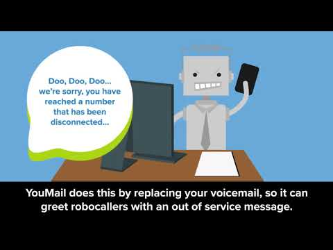 youmail voicemail spam blocker
