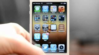iPhone 4S Review(In this video I review the iPhone 4S. The 16GB white Verizon iPhone 4S is the latest version of the Apple iPhone and in this review I go over several key features ..., 2011-10-20T17:28:19.000Z)