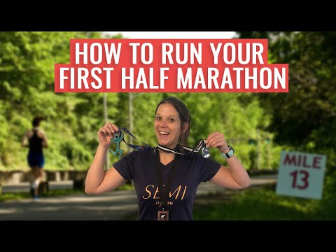 First Half Marathon Tips | How To Run Your First Half Marathon