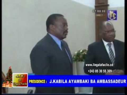 joseph kabila president