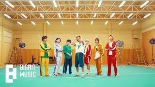 BTS (방탄소년단) 'Butter (Cooler Remix)' Official MV