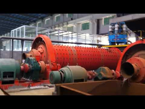 silver ore processing equipment_flotation mineral processing line_ tin ore beneficiation plant