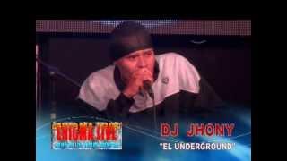DEE JAY JHONY EL UNDERGROUND TRIBUTO A MC FRANCIA