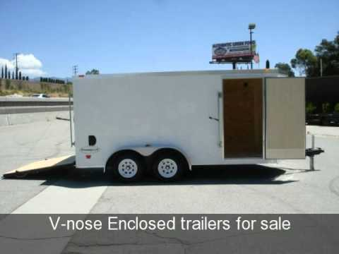 Cargo Trailers for Sale / 877-292-4451 / Phoenix Az