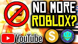 ⚠️ Roblox YouTubers LOSING Their Channels!? (NEW COPPA LAW CHANGES) The End of Roblox Might Be Here!