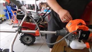 kafolat ta'mirlash brushcutters LIMEX BT 591KN