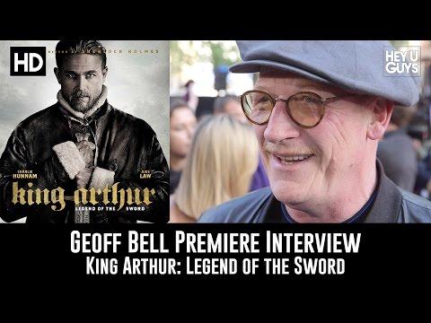 Geoff Bell Premiere Interview - King Arthur: Legend of the Sword