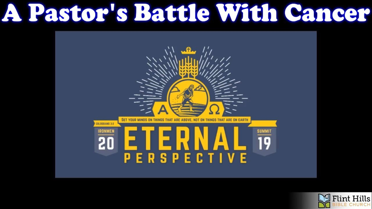 A Pastor S Battle With Cancer Q A With Pastor Craig Bowen Youtube