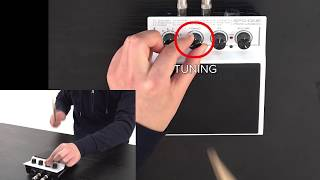 """Tuning and Effects (SPD::ONE PERCUSSION)"" Roland SPD::ONE #06"