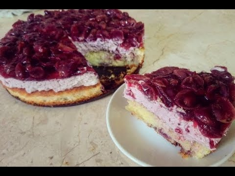 gâteau-aux-raisins-frais-كيكة-العنب