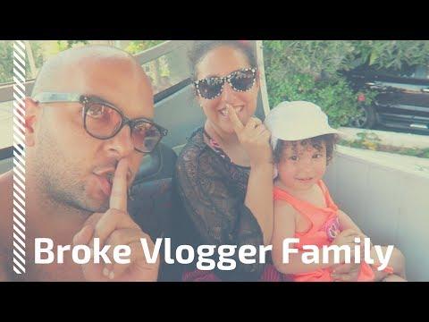 Broke vlogger family - July 5 2016 - Bodrum / Ören - 1st day of Bayram