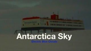Noctilucent Clouds/Antarctica!