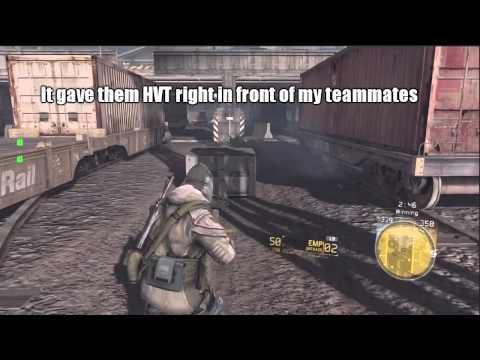 Ghost Recon Future Soldier: Full Match on Harbor (Bodark Overtime Comeback) Part 2 of 2