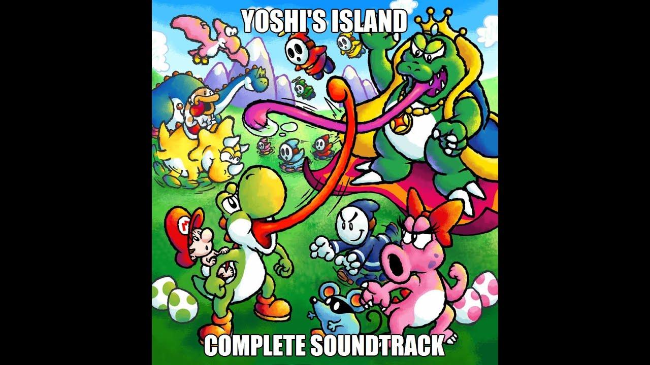 Adventure Island Super Soundtrack