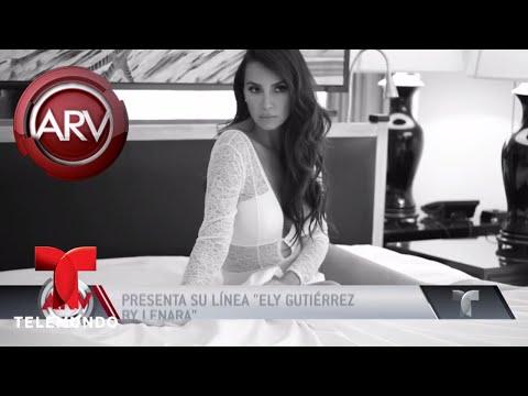 Elizabeth Gutiérrez reveló un gran secreto | Al Rojo Vivo | Telemundo