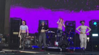 REALiTi by Grimes, live at Sasquatch 2016