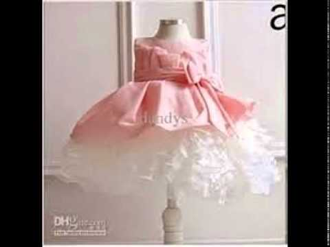 Infant Party Dresses - YouTube