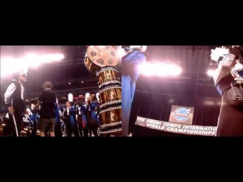 Blue Devils 2014 Felliniesque (Finals Night Retreat and Encore performance)