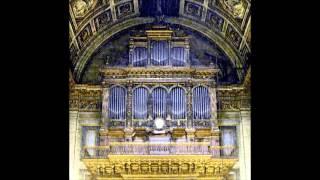 Théodore Dubois (1837 - 1924): Toccata en sol majeur  - Walter Gatti, organ (rehearsal)