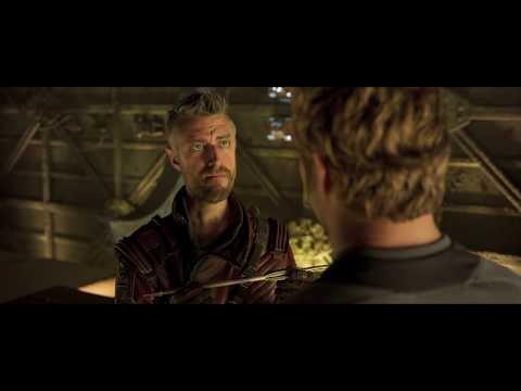 Les Gardiens de la Galaxie Vol.2 - Scène coupée : Kraglin et Quill parlent de Zune streaming vf