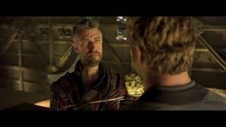 Les Gardiens de la Galaxie Vol.2 - Scène coupée : Kraglin et Quill parlent de Zune