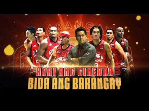 SPORTS 360: Hari Ang Ginebra, Bida Ang Barangay | Governor's Cup 2016