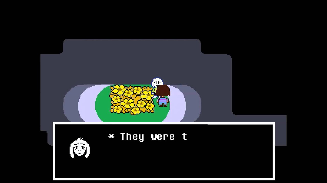 Fall Out Boy Game Wallpaper Undertale True Pacifist One Last Goodbye Youtube