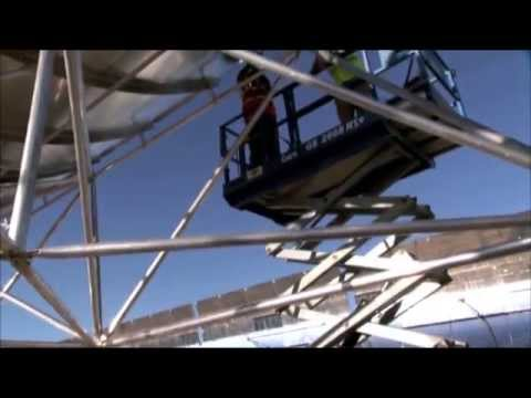 Morocco: Ouarzazate Concentrated Solar Power Project