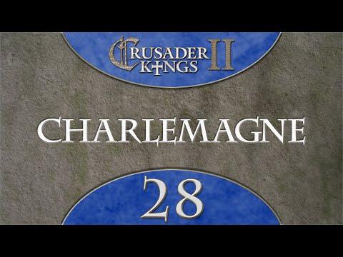 Let's Play Crusader Kings 2: Charlemagne 28 |