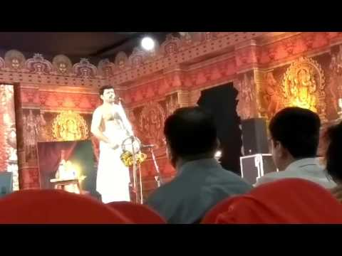 Sopanasangeetham - Shri. Eloor Biju - Kaala Vairi-Anandabhairavi