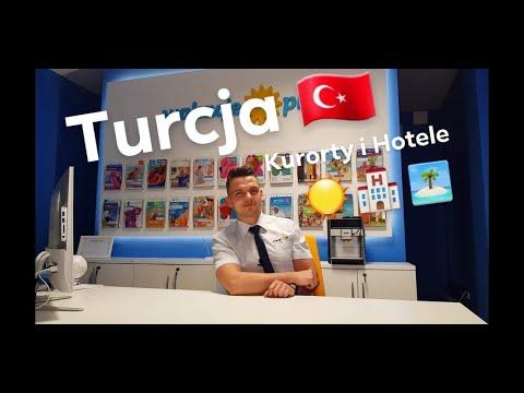 TURCJA - KURORTY I HOTELE 🏝🏨☀️