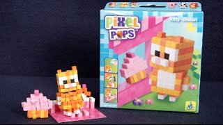 Pixel Pops Kitty from The Orb Factory