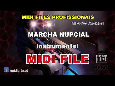 NUPCIAL PARA MIDI BAIXAR EM MARCHA