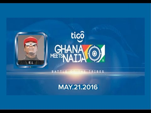 E.L. - FULL LIVE PERFORMANCE AT TIGO GHANA MEETS NAIJA