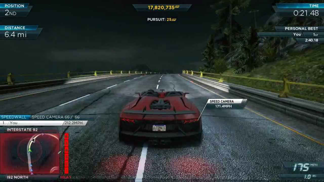 Need For Speed Most Wanted HD Texture Mod