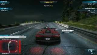 NFS Most Wanted 2012: All Ultimate Speed Pack DLC Cars (Stock) vs. Most Wanted Venom