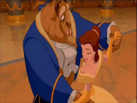 La bella e la bestia - gran ballo - è una storia sai...