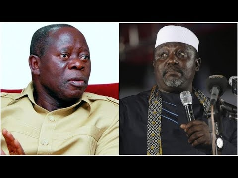 Secrets are Leaking, Governor Okorocha Speaks On Dumping APC, Narrates Ordeal With Oshiomhole