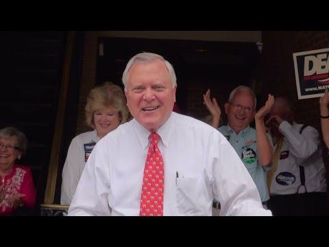 Georgia Governor Nathan Deal and David Perdue for U.S. Senate 08/02/14