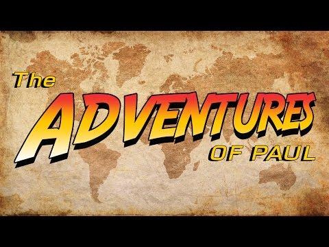 The Adventures of Paul: A Holy Spirit Encounter - Peter Ahn (October 4, 2015)