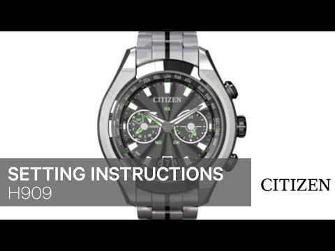 инструкция Citizen E650 - фото 11