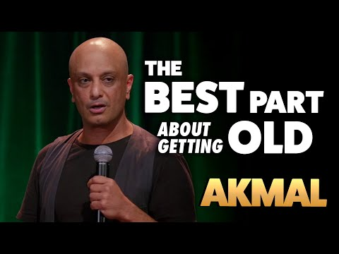 Akmal - Getting 'Seriously' Old