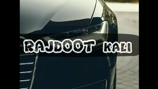 RAJDOOT Kali - Masoom Sharma,Anjali Raghav,Manneet(Whatsapp 30 Second Status)Latest Whatsapp Status.